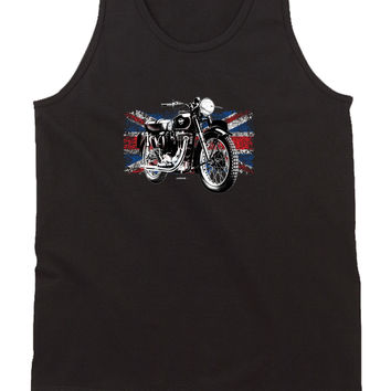 Matchless Motorcycle Mens Tank Top