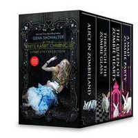 The White Rabbit Chronicles Boxed Set : Alice in Zombieland, Through the Zombie Glass, the Queen of Zombie Hearts, a Mad Zombie Party by Gena Showalter (Paperback): Booksamillion.com: Books