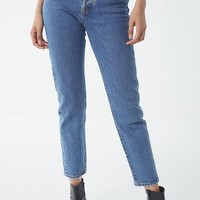 Levi's Wedgie High-Rise Jean – Turn To Stone | Urban Outfitters