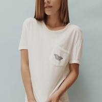IEVA LA POCKET TEE