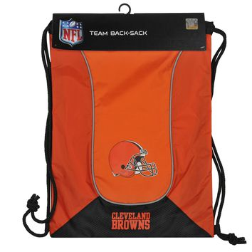 Cleveland Browns Backsack Doubleheader Style