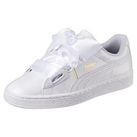 Basket Heart Patent Women's Sneakers, buy it @ www.puma.com