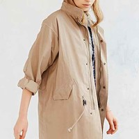 Capulet Oversized Survival Jacket- Brown