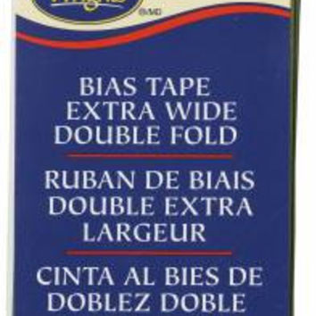 Bias Tape Extra Wide Double Fold Wrights 3 Yards