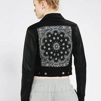 Urban Outfitters - L'America Mo Money Denim Jacket
