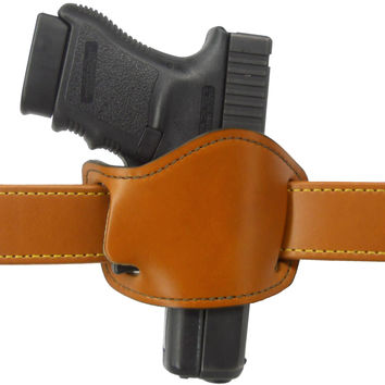 Gould & Goodrich 893 Low Profile Belt Slide Holster