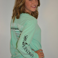 Southern Drift Oklahoma Long Sleeve
