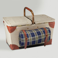 Piedmont Picnic Basket - World Market