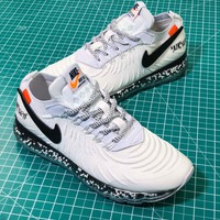 Off White X Nike Air Max White Sport Running Shoes - Best Online Sale