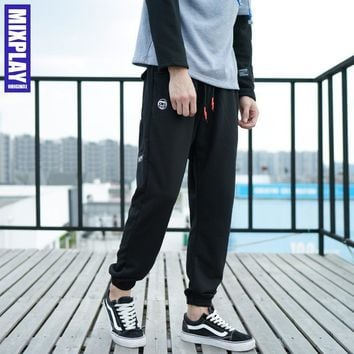 Casual Winter Cotton Embroidery Pants [41311895571]