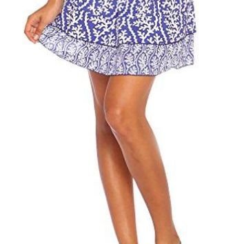 Pregnancy And Beyond Tiered Skirt
