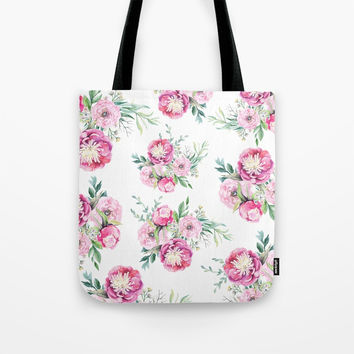 hurry spring Tote Bag by sylviacookphotography