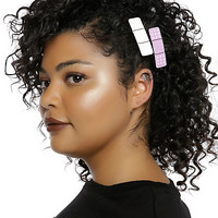Pastel Bandage Hair Clips 2 Pack