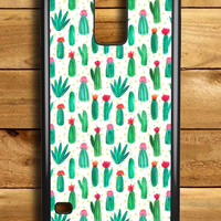 Cactus Cute Collage Samsung Galaxy S5 Case