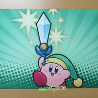 N109 KIRBY Custom YUGIOH Playmat Card Game Play Mat Work Mat Keyboard Mouse Pad