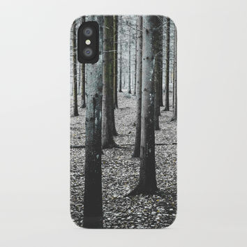 Coma forest iPhone Case by happymelvin