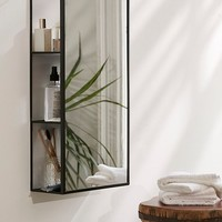 Cubiko Storage Mirror | Urban Outfitters