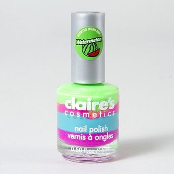 Layered Scented Nail Polish  | Claire's