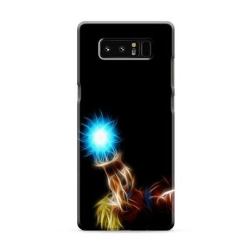 The Light in the Darkness Kamehameha Samsung Galaxy Note 8 Case