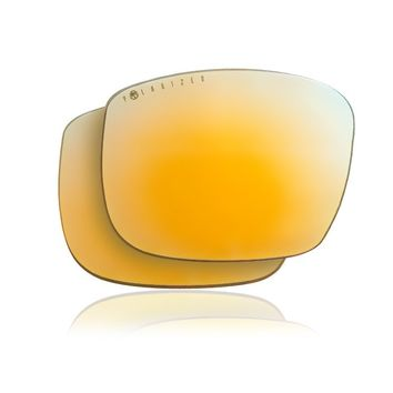 Lenses: 24K Gold Polarized