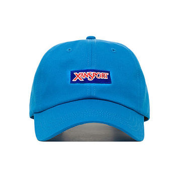 Xansport Cap in Turquoise