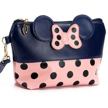 Mickey Mouse Cosmetic Bag