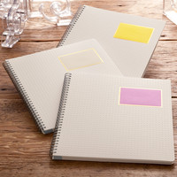 Russell+Hazel Single Subject Notebook - See Jane Work