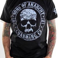 Sons Of Anarchy T-Shirt - Charming Seal