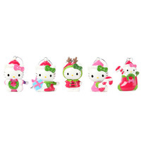 The Hello Kitty Ornament Set (5pc)