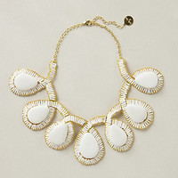 Fondant Loop Bib Necklace