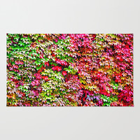 NATURE'S BEAUTY - IVY Area & Throw Rug by Catspaws