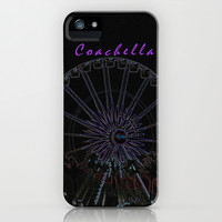 Coachella iPhone & iPod Case by Lauren Haney