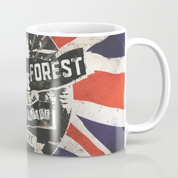 God save the forest Mug by HappyMelvin