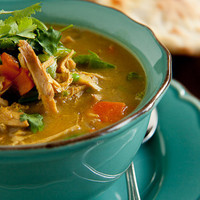 Chicken Curry Soup | Simply Delicious