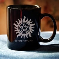 Supernatural Anti-Possession Tattoo Coffee Mug