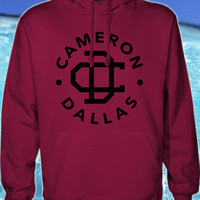 cameron dallas unisex clothing hoodie sweaters S-XXL size