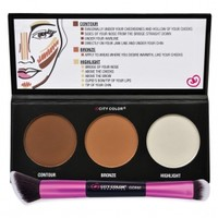 Contour Palette & Contour Brush | City Color Cosmetics - City Color Cosmetics