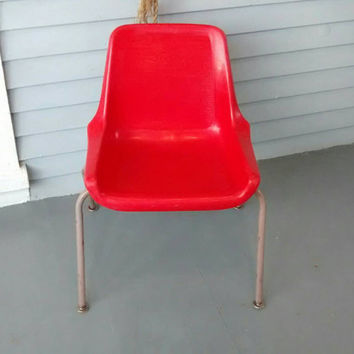 Kids Desk Chair, Back to School, Kids Chair, Vintage