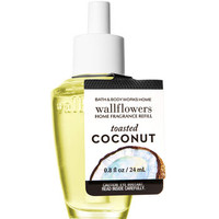 Toasted Coconut Wallflowers Fragrance Refill | Bath And Body Works