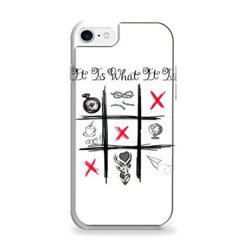One Direction Louis Tomlinson Tattoos iPhone 7 | iPhone 7 Plus Case