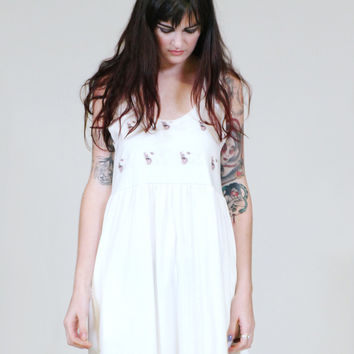 Tiny Snarls Babydoll Tank Dress