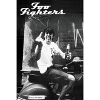 Foo Fighters - Import Poster