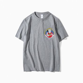 kuyou RIPNDIP 'Stained Glass Granny' Tee