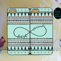 iphone 6 plus case,iphone 6 case,iPhone 5C Case,iPhone 5S Case,ipod 5 case,iPhone 4 case,iphone 5 case,best friends,aztec,Any two can match