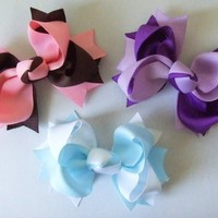 Piper Girls Hair Bow Funny Girl Designs