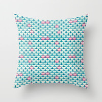 Song to the Siren Throw Pillow by Timone