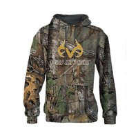 Men's Gold Antlers RTX Camo Sweatshirt