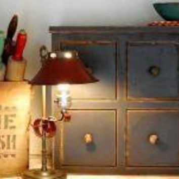 Apothecary Cupboard Kitchen Cabinet Chest of by redroosterbab