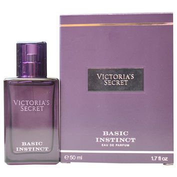 VICTORIA SECRET BASIC INSTINCT by Victoria's Secret EAU DE PARFUM SPRAY 1.7 OZ
