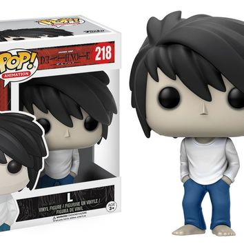 Funko Pop Anime Death Note L 218 6363